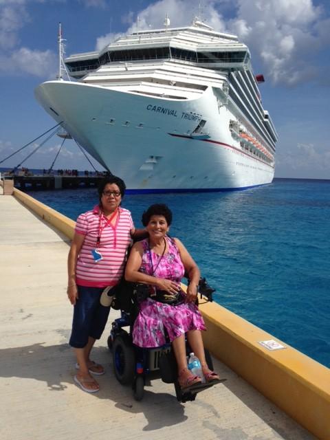 gloria cruise