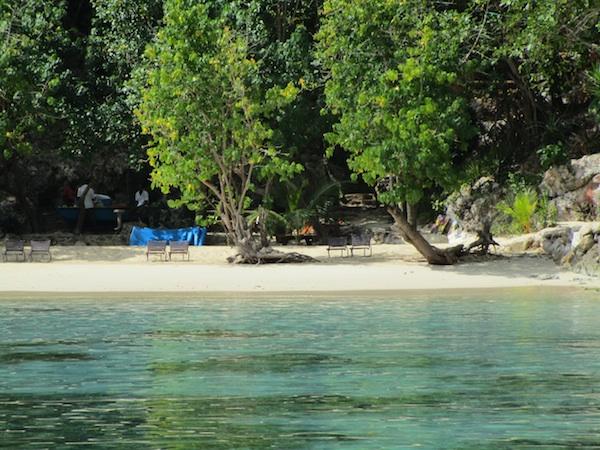 Malfini Beach at Labadee